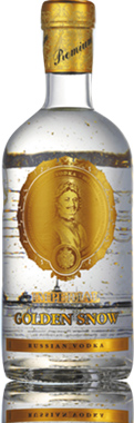 Imperial Collection Golden Snow Vodka 700ml